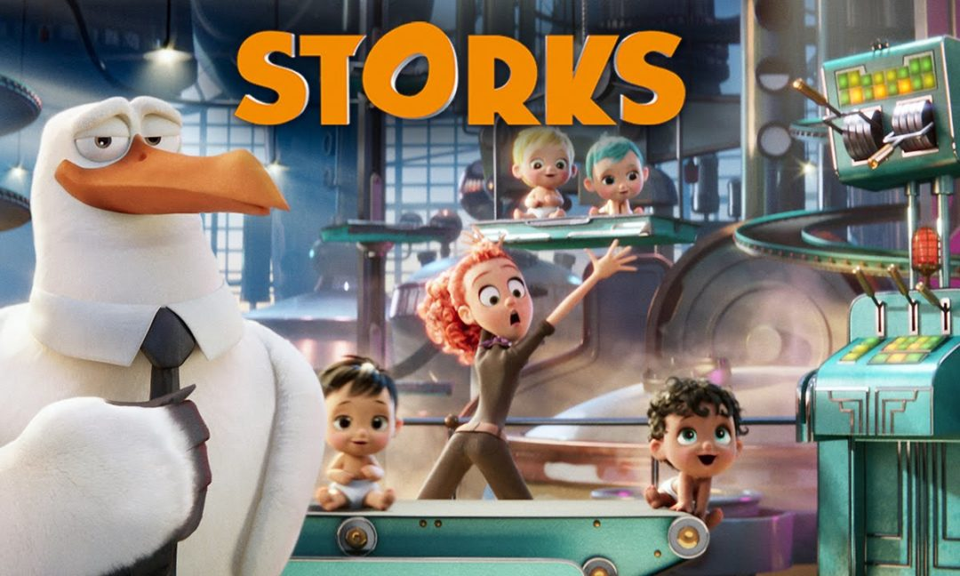 Storks, Flying into Theaters on September 23rd
