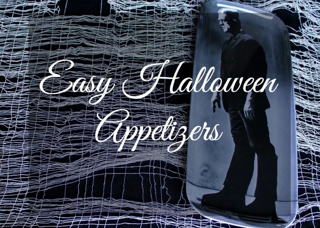 Easy Appetizers For Halloween