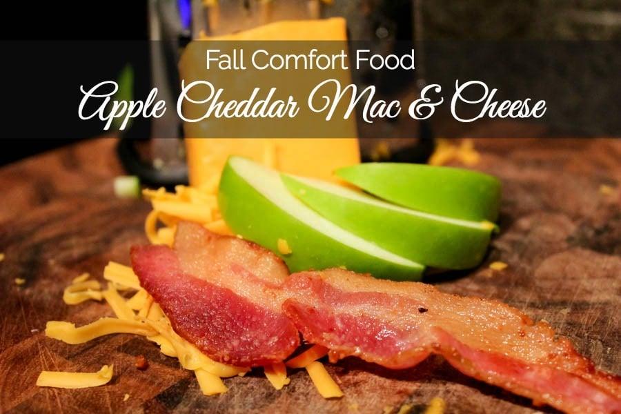 Apple Cheddar Mac & Cheese Recipe