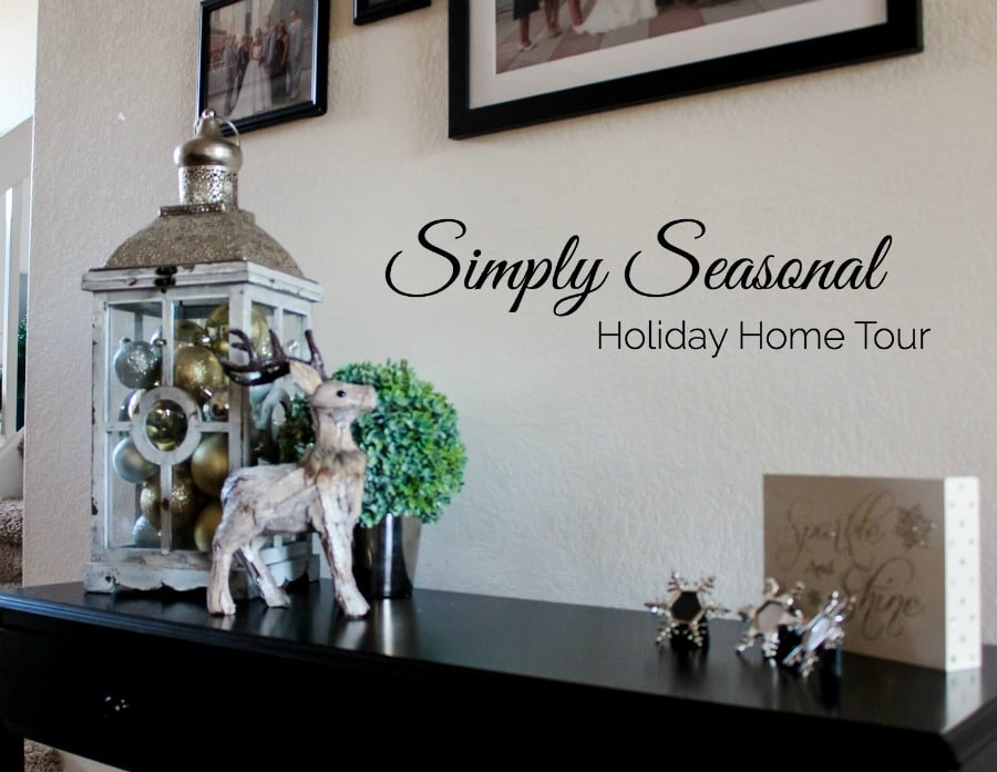 Simply Seasonal Holidays With Bliss