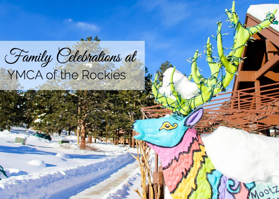 Family Celebrations at the YMCA of the Rockies